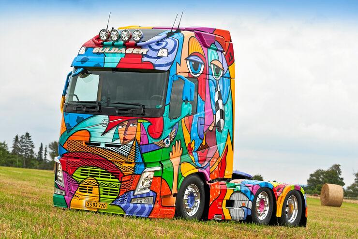 """""""Art"""" von Henrik Guldager, Volvo"""