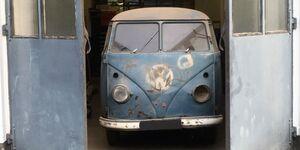 1. Barndoor VW Radarwagen VW Radar Bulli