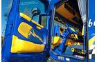 3M-Truck von Trio-Trans, Supertruck, Scania, Innenausstattung