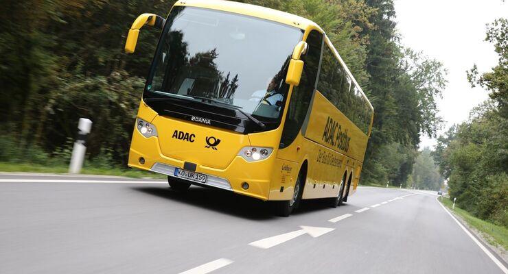 ADAC, Postbus, Fernbus