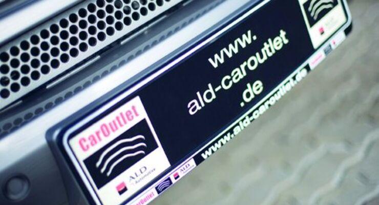 ALD eröffnet in Hannover sein drittes Car Outlet