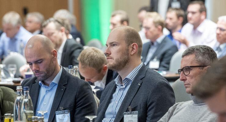 Abendveranstaltung, Preisverleihung, Prof. Dr.-Ing. Heinz-Leo Dudek, Oliver Trost, ETM-Verlag