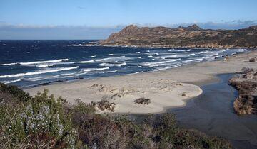 Abenteuer Korsika Strand Küste