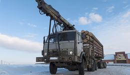 Abenteuer West-Ost, vom Atlantik zum Pazifik, Teil II, Russland, Sibirien, Jakutien, Magadan. FF 4/2019.