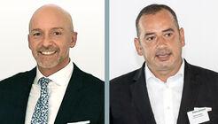 Alessandro Cacciola (rechts) folgt auf Gianluca Crestani.