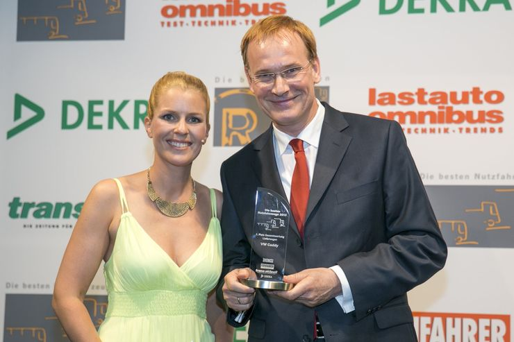 Alexandra Tapprogge, Dr. Eckhard Scholz, VW