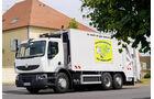 Alternative Antriebe von Renault Trucks, Premium, Erdgasantrieb