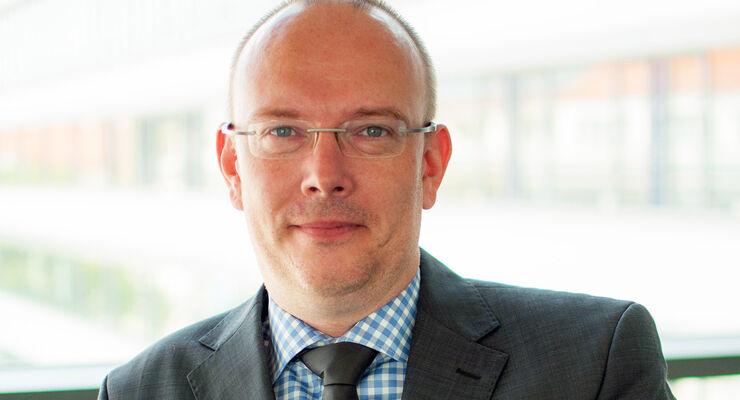 Andy Apfelstädt, Experte für Kostenrechnung und Frachtpreiskalkulation