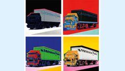 Andy Warhol, Lkw, Pop Art