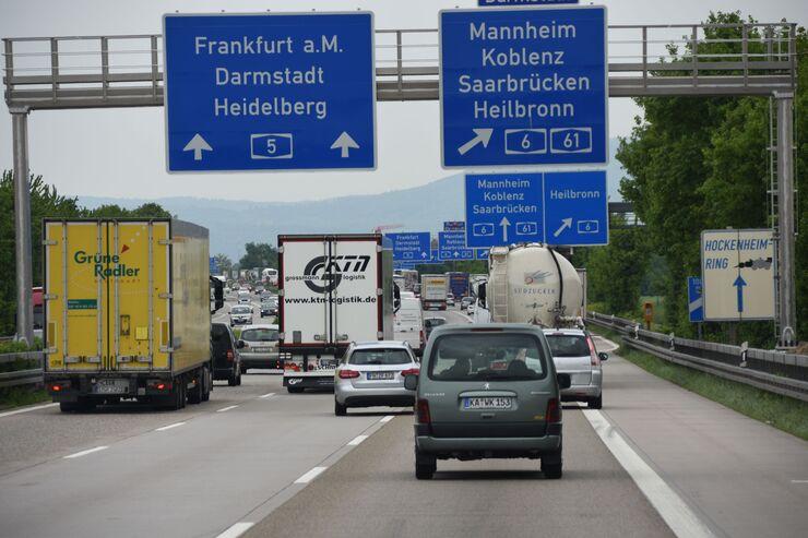 Autobahnpolizei Mannheim, FF 7/2018, Report.