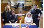 Autohof Kirchberg Shell FF 4/209 Truckstop Koch Personal Restaurant Team