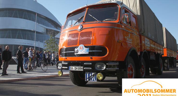 Automobilsommer 2011 Korso