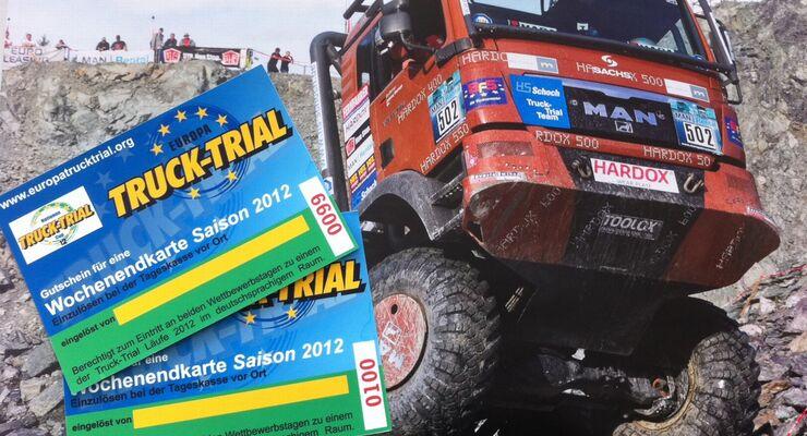 BFS Truck Trial Karten