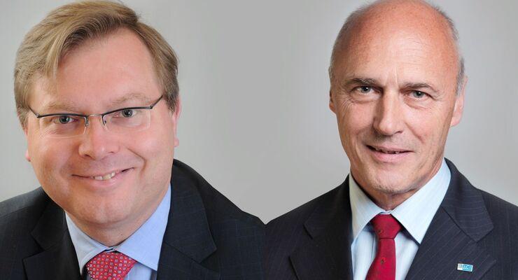 BME, Geschäftsführerwechsel, Feldmann, Hildebrandt