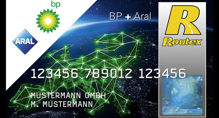 BP+Aral Card