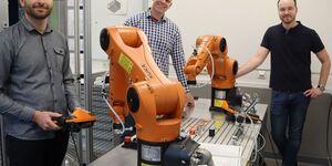 BPW, Roboter, Kuka