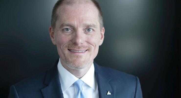 BVL, Robert Blackburn, Vorstandsvorsitzender