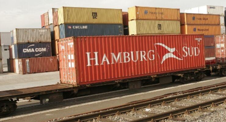 Bahn steigert Frachtumsatz