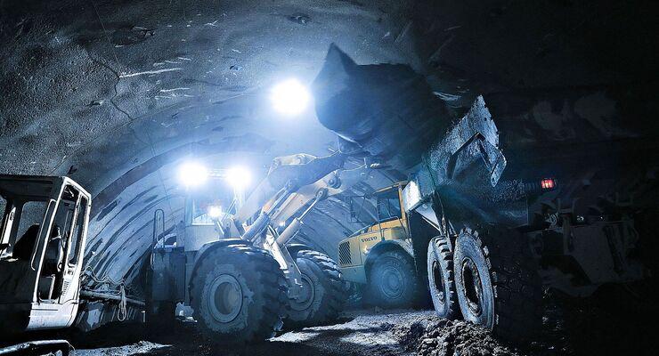 Bau Brennerbasistunnel