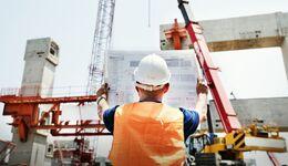 Bauarbeiter, Baustelle