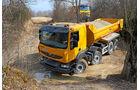 Bauprogramm von Renault Trucks, Kerax 8x4 Xtrem