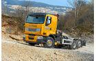 Bauprogramm von Renault Trucks, Optitrack, Lander