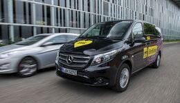 BerlKönig Mercedes eVito Tourer