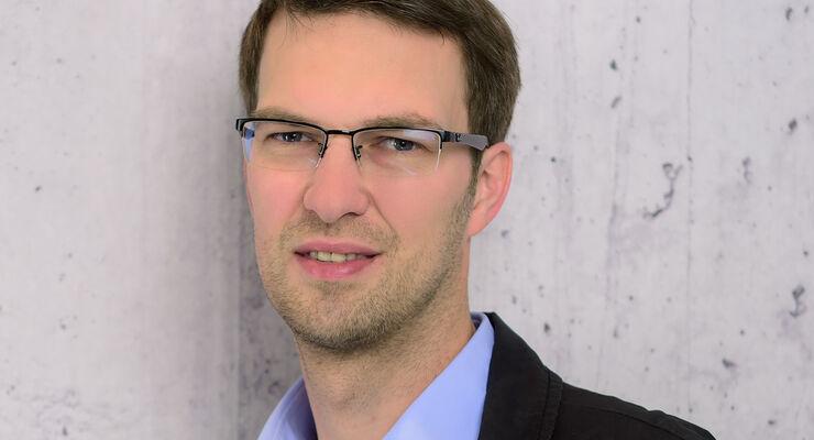 Björn Kränicke, Experte für Aus- und Weiterbildung BKF