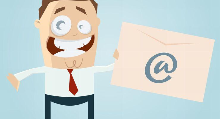Blindkopie, Datenschutz, E-Mail