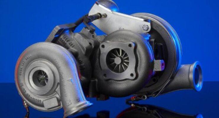 Borg-Warner-Turbo für MAN Nutzfahrzeuge