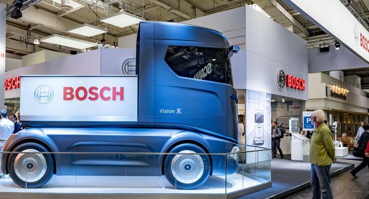 Bosch Stand, Impressionen