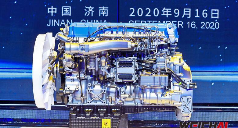 Bosch-Weichai-Kooperation Effizienzsteigerung Dieselmotor. lao-Sonderheft Kaufberatung 2020, Zukunft Dieselmotor, Verbrenner.
