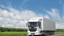 Bosch und Weichai Power haben den Wirkungsgrad eines Dieselmotors auf 50 Porzent erhöht.