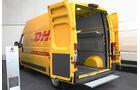 Branchenlösungen von Fiat, DHL, Klapp-Regalen