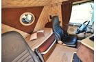 Bretagne-Express, Andy Tägder, Scania, Cockpit