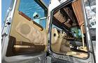 Bretagne-Express, Scania, Cockpit