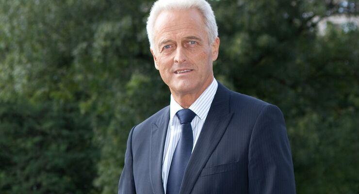 Bundesverkehrsminister Peter Ramsauer, CSU, Mai 2013
