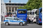 Bus-Demo durch Berlin