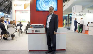 CRRC CEO China E-Mobilität