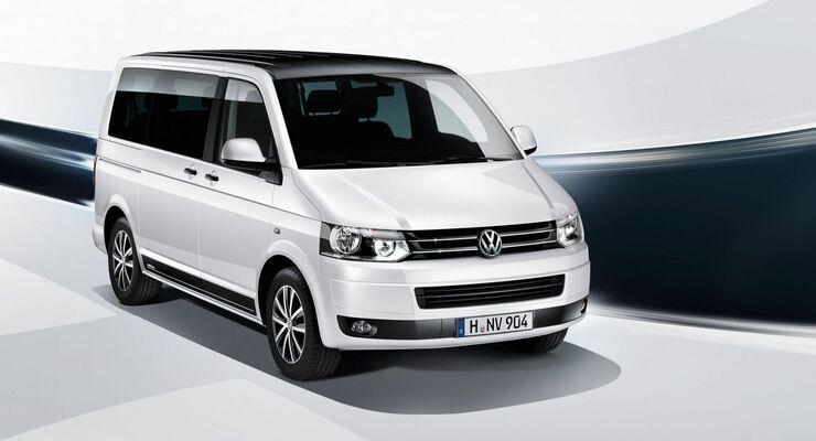 Caravelle, VW, Transporter