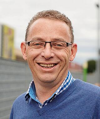 Carsten Hemme, Geschäftsführer, Paneuropa (Bakum)