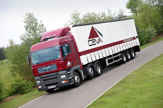 Ceva Logistics, Lkw