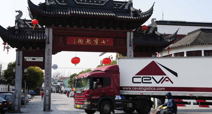 Ceva Logistics in China
