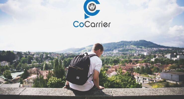 CoCarrier, Reisen, Start-up