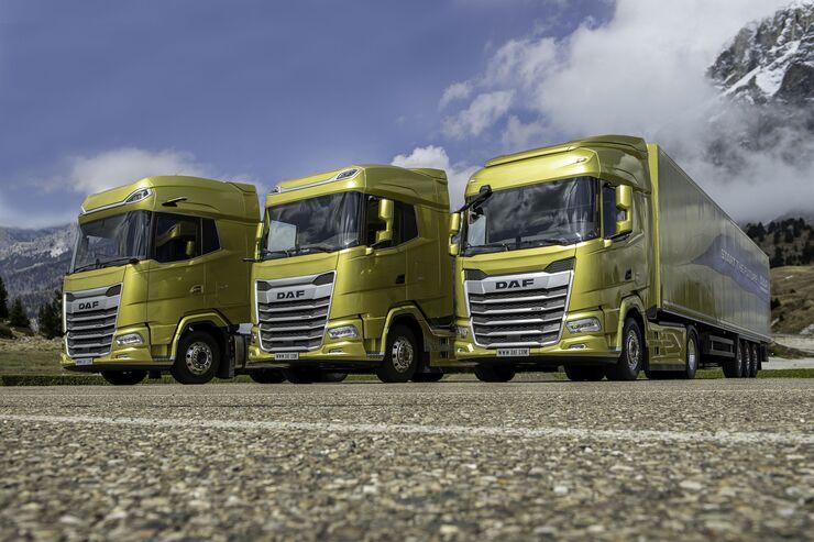 DAF Trucks XF, XG und XG+