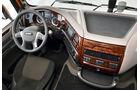 DAF XF, Cockpit