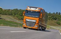 DAF XF Low Deck