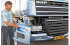 DAF XF105.460 ATe, Lampenwechsel