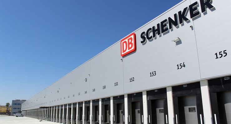 DB Schenker eröffnet neues Logistikzentrim in Madrid