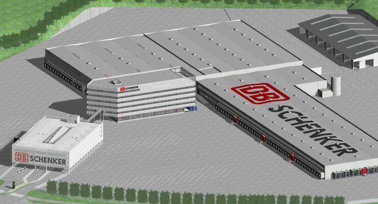 DB Schenker investiert 53 Millionen Euro in ein neues Logistikzentrum in Finnland